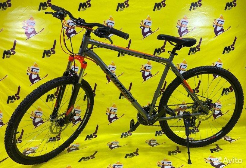 Велосипед Stinger graphite 29  89233159000 купить 3
