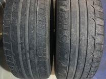 Шины летние 225/50R17 Dunlop 2 шт Б/У