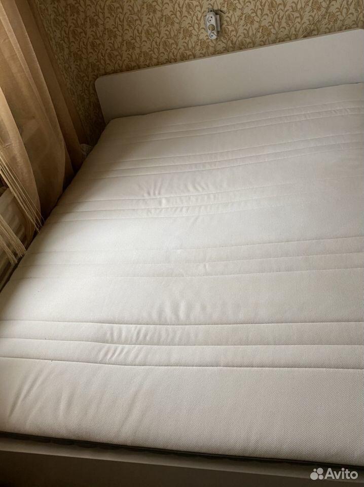 Кровать IKEA 160*200  89106729719 купить 4