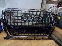 Audi Q5 Решетка радиатора до 2013 S-Line