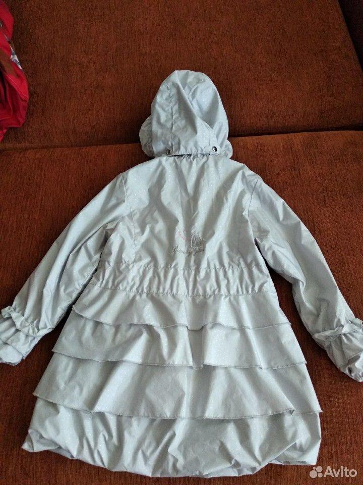 Куртка-плащ  89102041424 купить 2