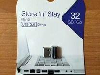 Супер компактная флешка Verbatim Store 32Гб