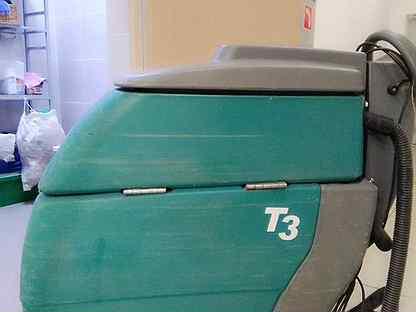 Поломоечная машина бу Tennant T3