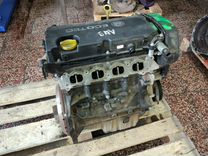Двигатель 1,6 л Z16XER Опель Астра H 04- Астра-G