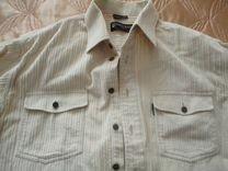 Рубашка 100 коттон вельвет