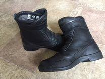 Ботинки мото