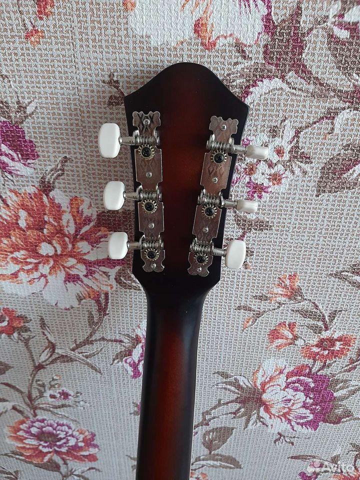 Новая гитара Amistar&co n-61. Производство Россия  89614767626 купить 4