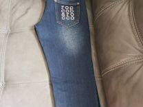 Джинсы roccobarocco новые оригинал размер 44-46
