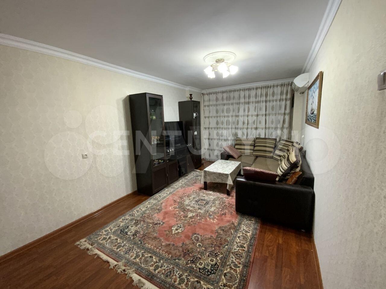 3-room apartment, 57.8 m2, 1/5 floor  89382020017 buy 10