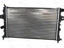 Радиатор охлаждения Opel Luzar