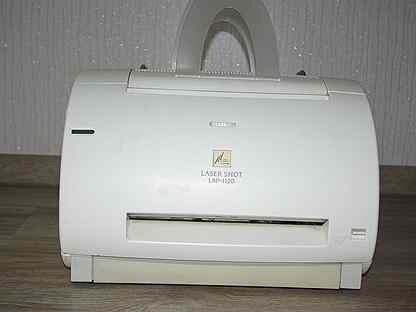 Продам принтер Canon Laser Shot LBP 1120
