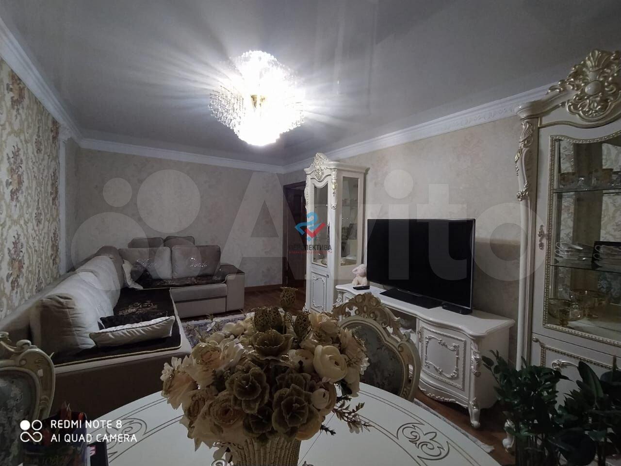 3-к квартира, 64.5 м², 2/5 эт.  89891741010 купить 1