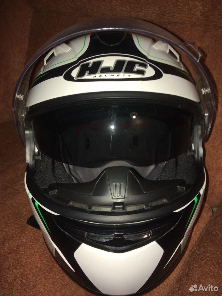 Шлем HJC TR-1 Blabe  89021904720 купить 3
