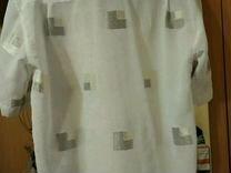 Рубашка мужская р-р 48-50