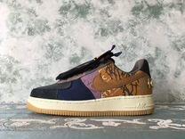 Nike Air Force 1 Low Travis Scott Cactus Jack — Одежда, обувь, аксессуары в Москве