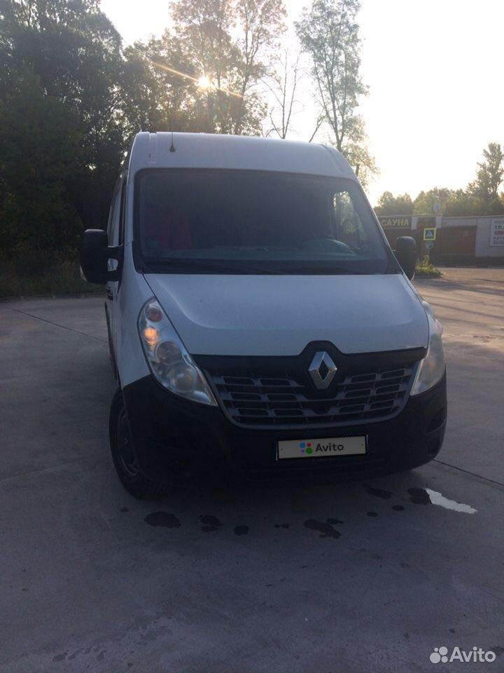 Renault Master, 2015  89062090963 купить 3
