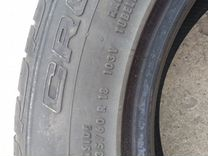 2 летние шины Continental cross r18