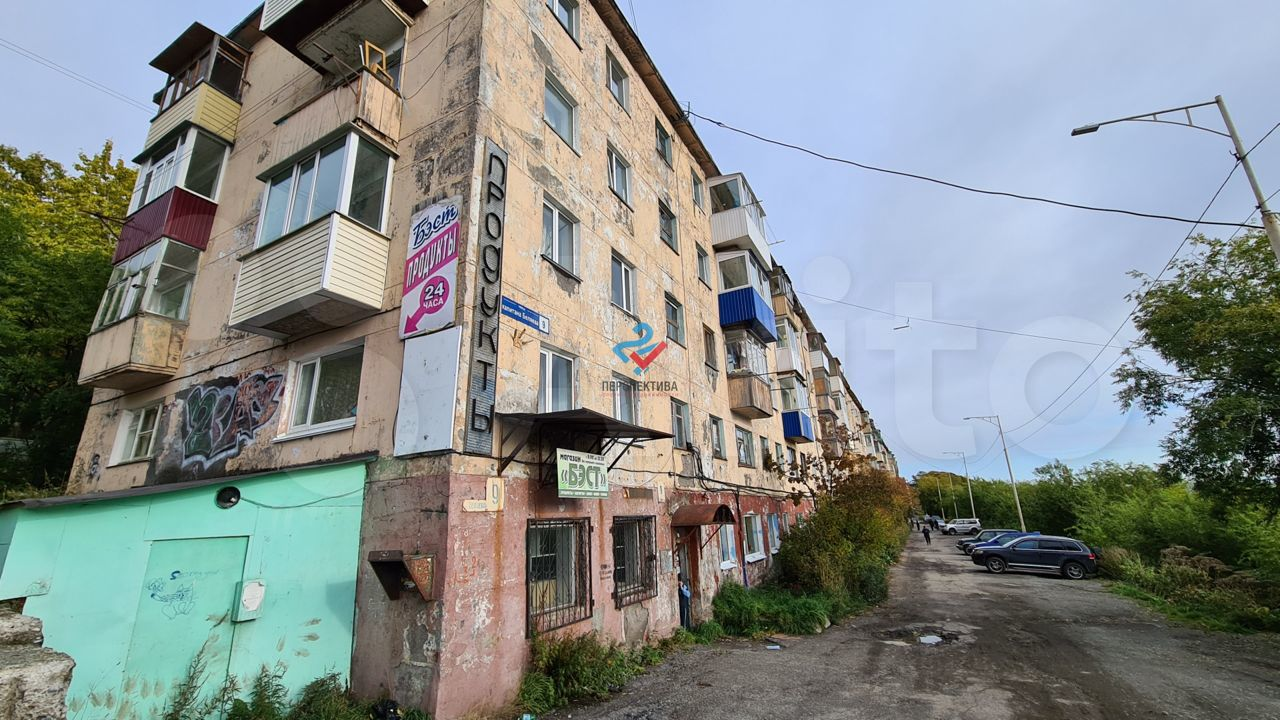 2-к квартира, 41.6 м², 5/5 эт.  89638300410 купить 9