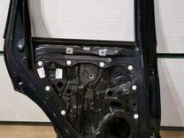 Дверь задняя левая VW Touareg - NF - FL