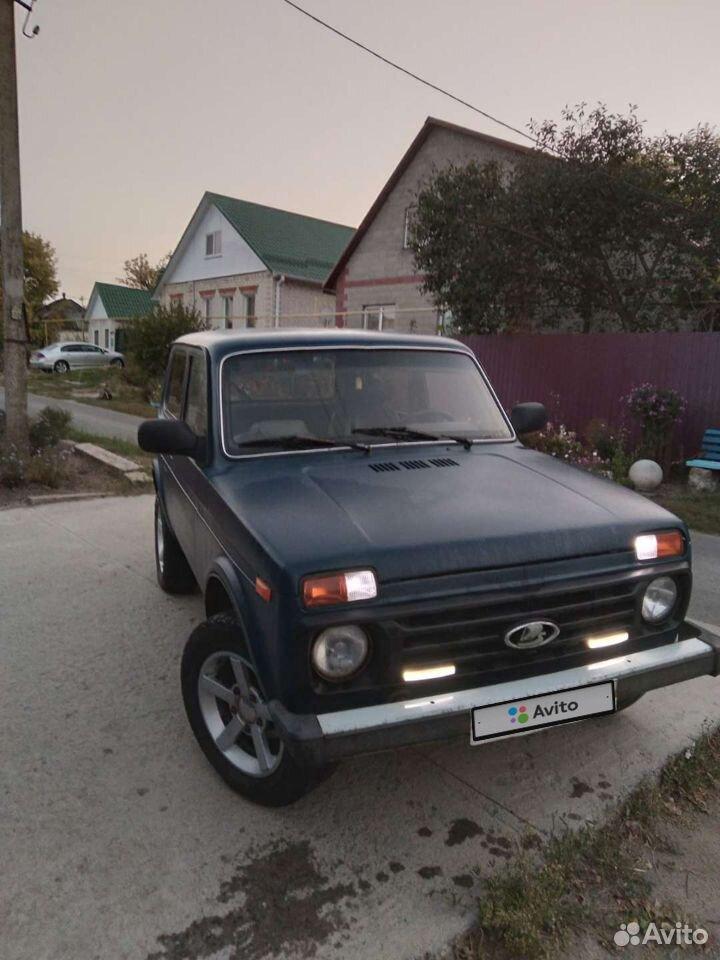 LADA 4x4 (Нива), 2002  89524272900 купить 5