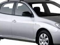 Багажник на Hyundai Elantra