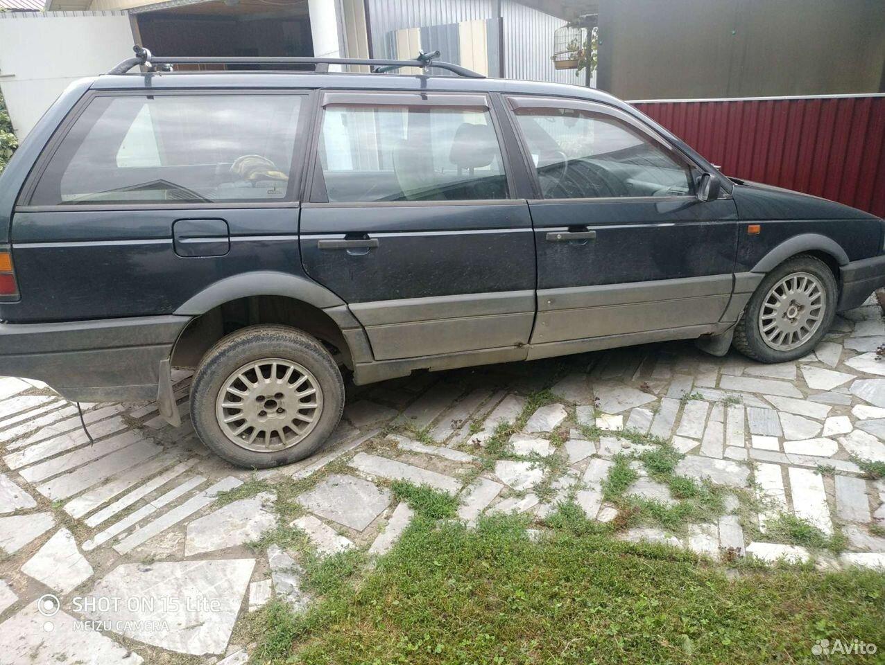 Volkswagen Passat, 1990  89092329055 купить 3