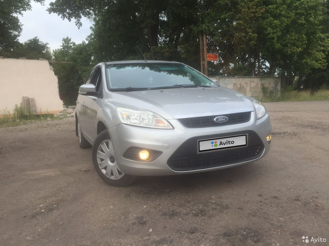 Ford Focus, 2009  89051775622 купить 1