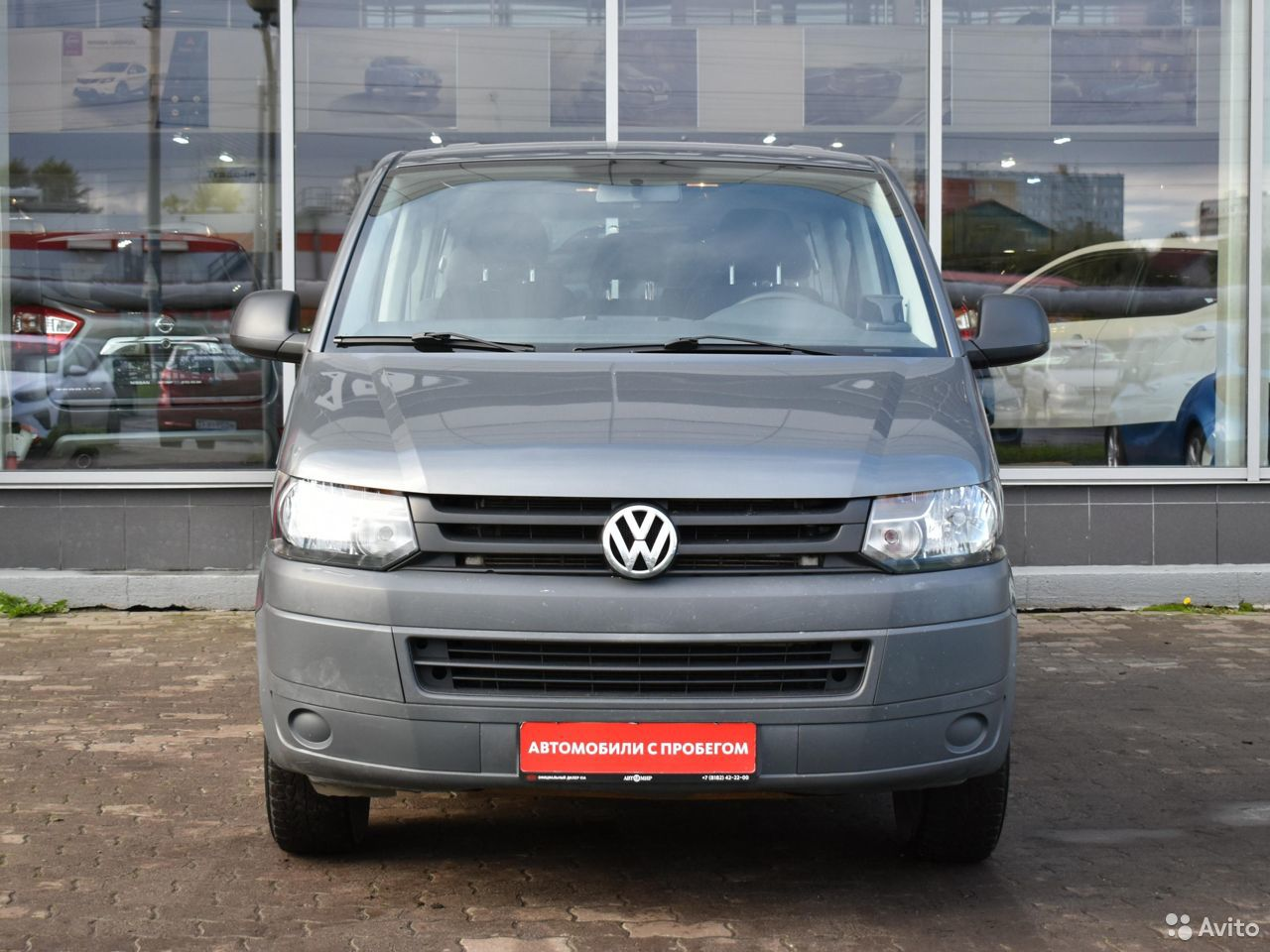 Volkswagen Caravelle, 2012  88182448027 купить 2