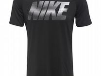 "Футболка ""Nike Pro Logo Hybrid T-Shirt"""
