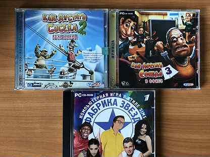 Игры cd