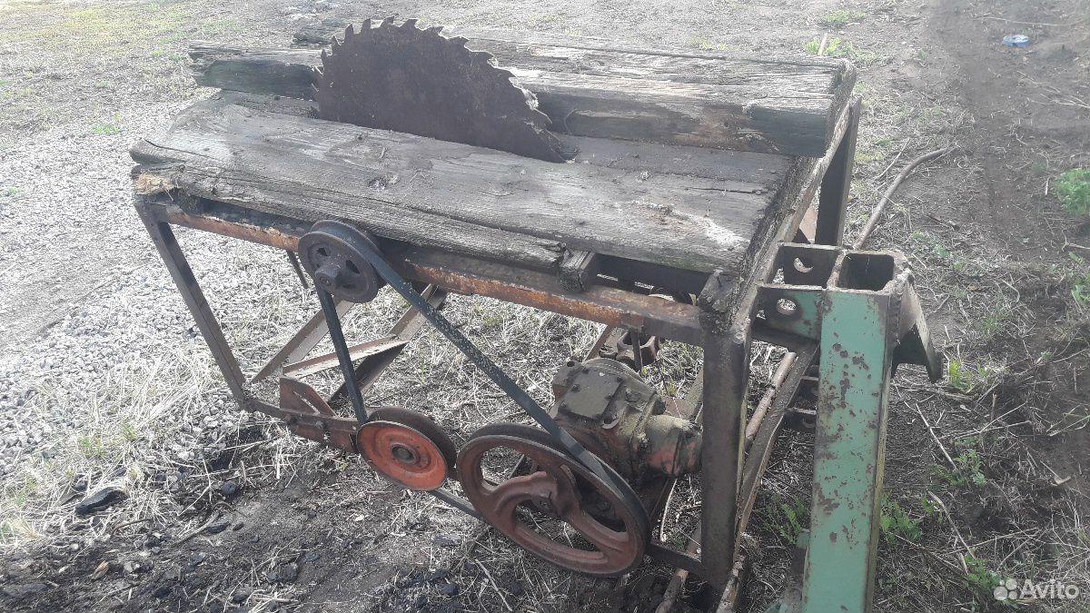 Циркулярка навесная на трактор  89204578555 купить 1