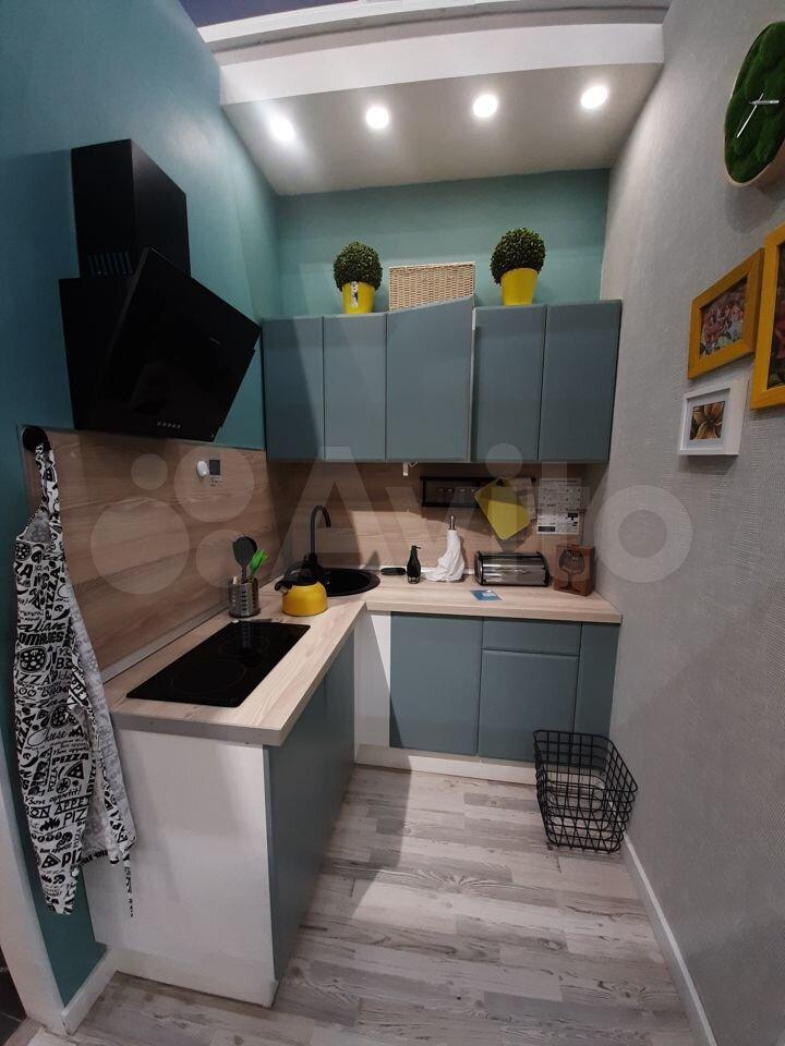 1-room apartment, 46 m2, 3/10 FL.