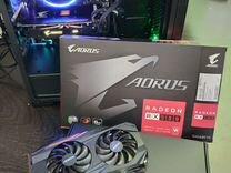 Gigabyte Aorus RX580 8Gb