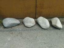 Речные камни, валуны