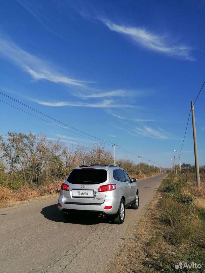 Hyundai Santa Fe, 2008  89187859838 купить 6