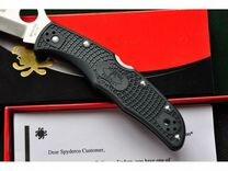 Нож Spyderco endura 4 — Охота и рыбалка в Томске