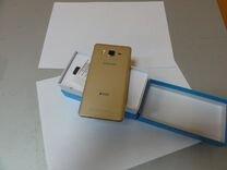 Смартфон SAMSUNG Galaxy A5 (золотой)