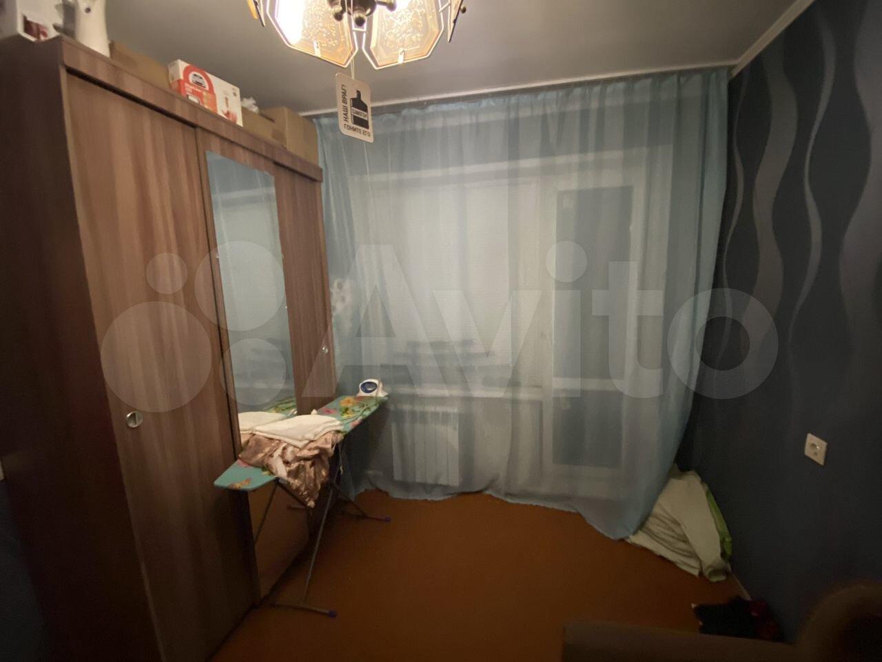 3-к квартира, 54.9 м², 6/9 эт. 89831698037 купить 5