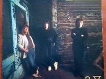 """Винил - zebra - """"3.V"""" LP (c) 1986"""