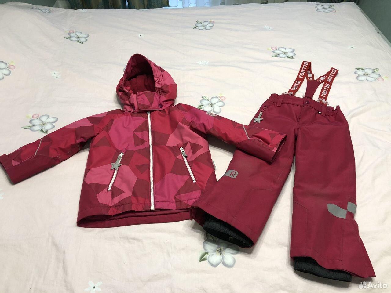 Куртка штаны осень Reima