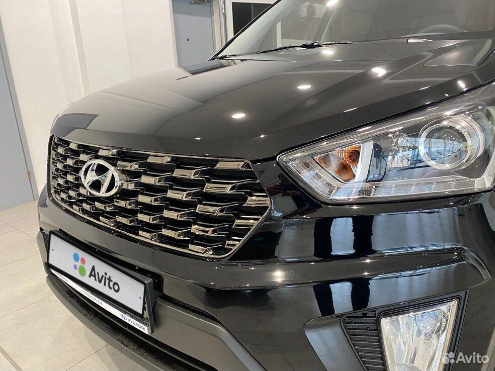 Hyundai Creta, 2020  84725410435 купить 2