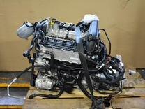 Контрактный двигатель Skoda Octavia 1.4 л chpa