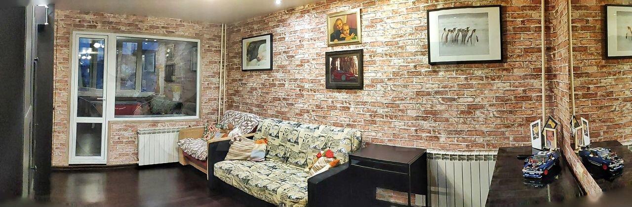 2-к квартира, 53 м², 8/14 эт.  89587497783 купить 3