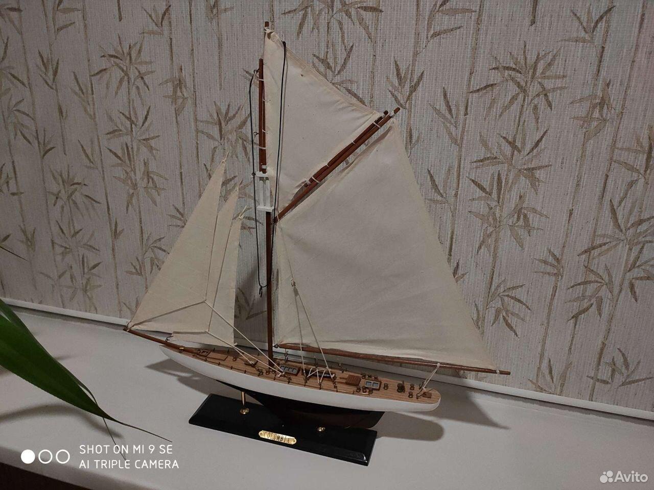 Модель яхты  89270531828 купить 2
