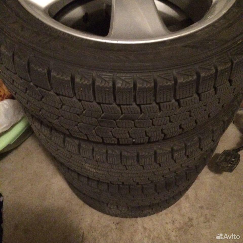 Зимние шины Dunlop Graspic DS3 225 50 r17  89066444959 купить 5