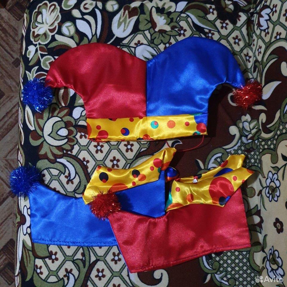 Карнавальный костюм Петрушки  89537237020 купить 3