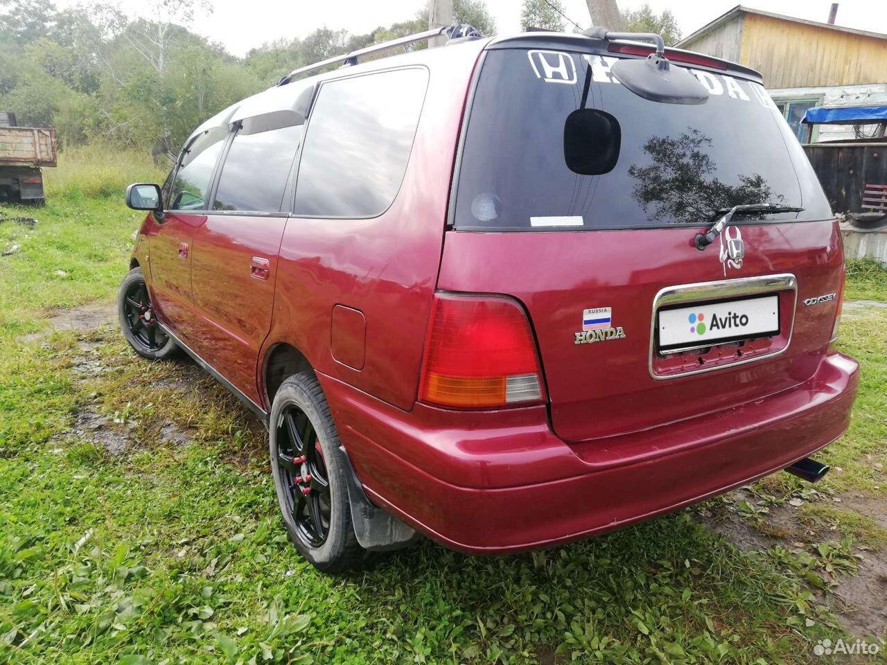 Honda Odyssey, 1997  89662714688 купить 1