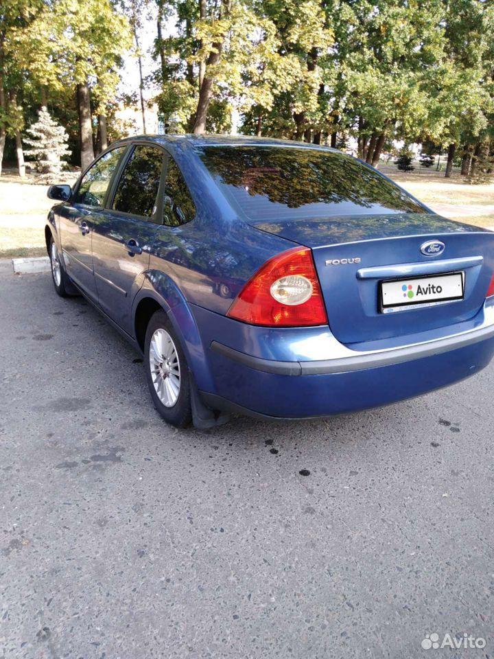 Ford Focus, 2005  89606372395 купить 5