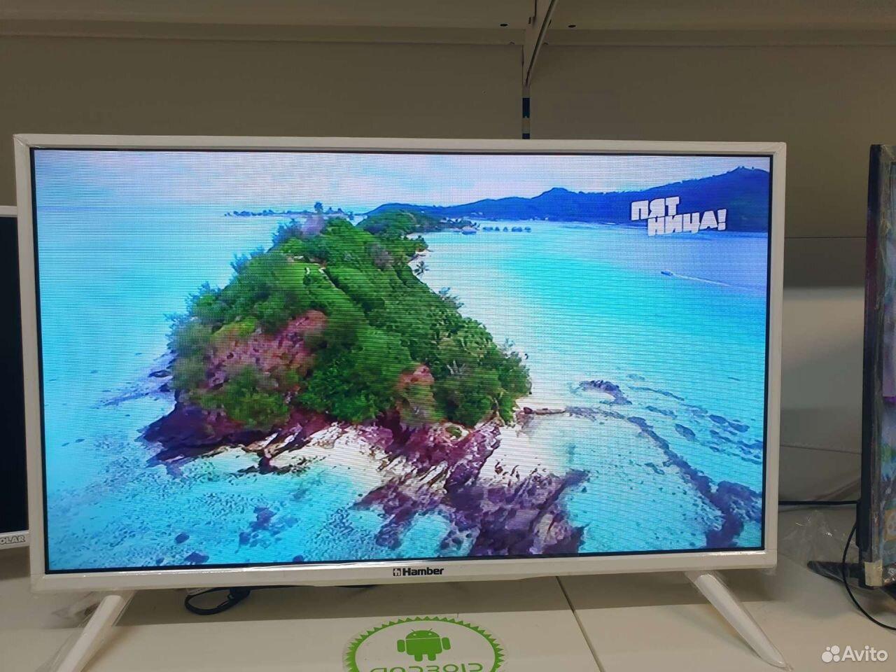 Новый телевизор Hamber 82см DVB-T2 USB  89622641079 купить 5