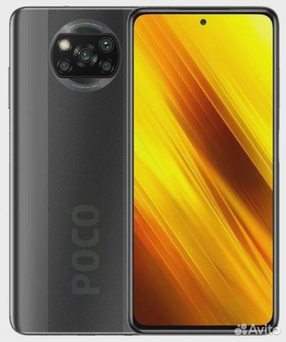 Poco X3 NFC 128g